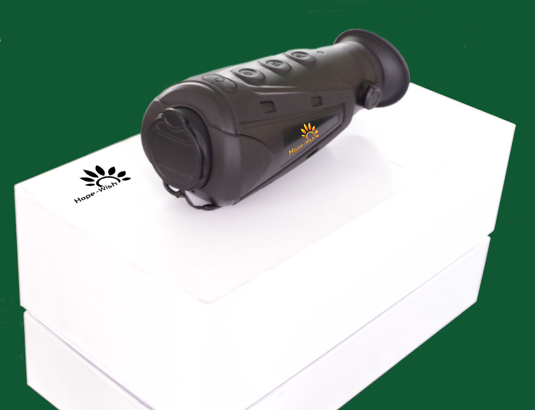 20mm Lens Long Range Thermal Imaging Monocular Dynamic Range With USB SD Card
