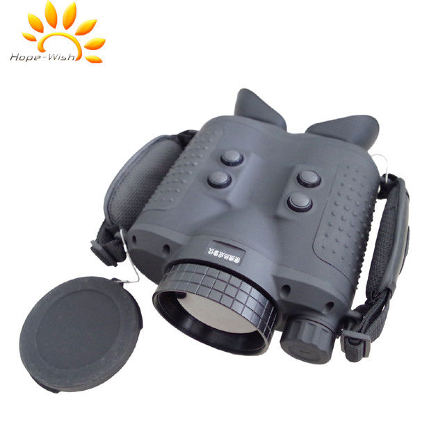 Long Range Handheld Thermal Imaging Binoculars With 5km Surveillance Anti Rain